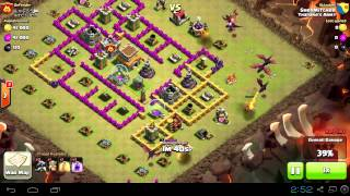 Clash of Clans - Clan Wars - Thailand's Army vs  Japanese รอบที่ 2