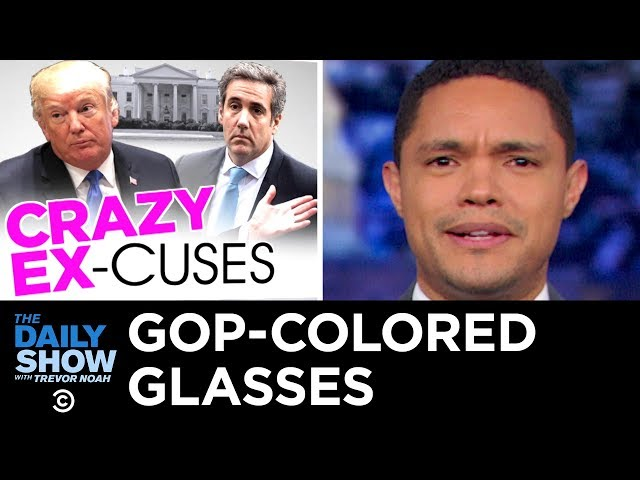 """The GOP Doesn't Care if Their """"Law and Order"""" President Breaks the Law   The Daily Show"""