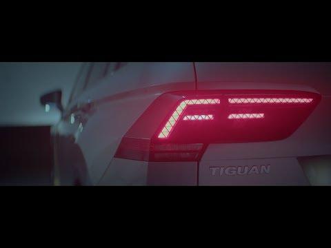 Volkswagen Tiguan. For the journeys within.