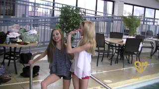Dance Moms Stars Fun Outtakes from the Sally Miller Fashion Shoot