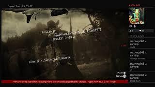 "ChiefDawnofDay's Live PS4 ""Red Dead Redemption 2 Online"" RockstarOutlaw-Stream!!!"