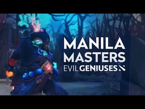The Manila Masters - EG Highlights