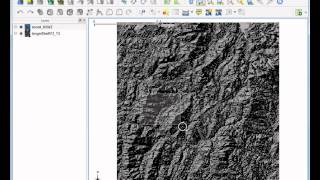 Tutorial #25: Creating Hillshade Layers and Mapping with Them in QGIS.