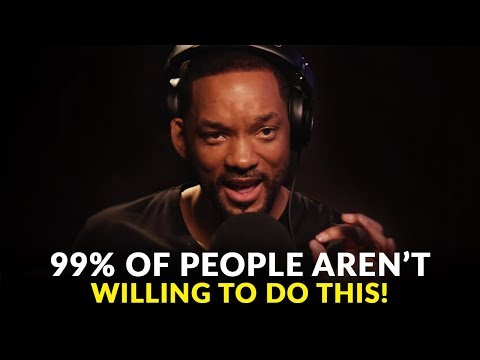 Will Smith | 5 Minutes for the NEXT 50 Years of Your LIFE ft. Matthew McConaughey and Denzel W.