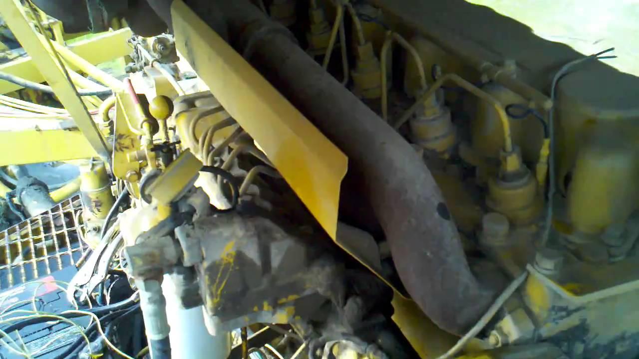 Caterpillar D333 Motor