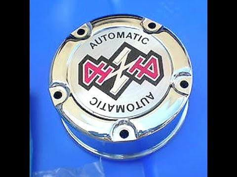 Ford F150Bronco 5 Bolt Automatic locking hub Disassembly