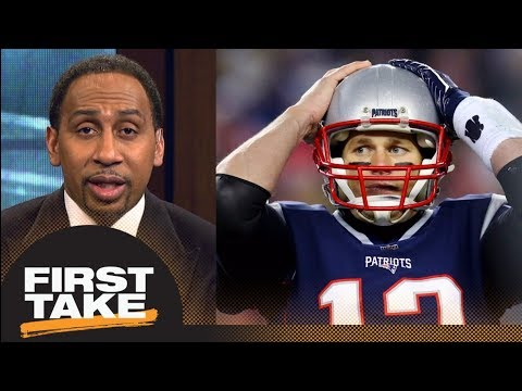 Stephen A. Smith on Tom Brady's Jaguars comments: I think he's wrong | First Take | ESPN