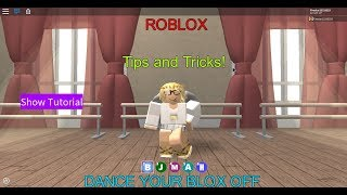 Roblox- Tips, Tricks & Pointers on Dance Your Blox Off