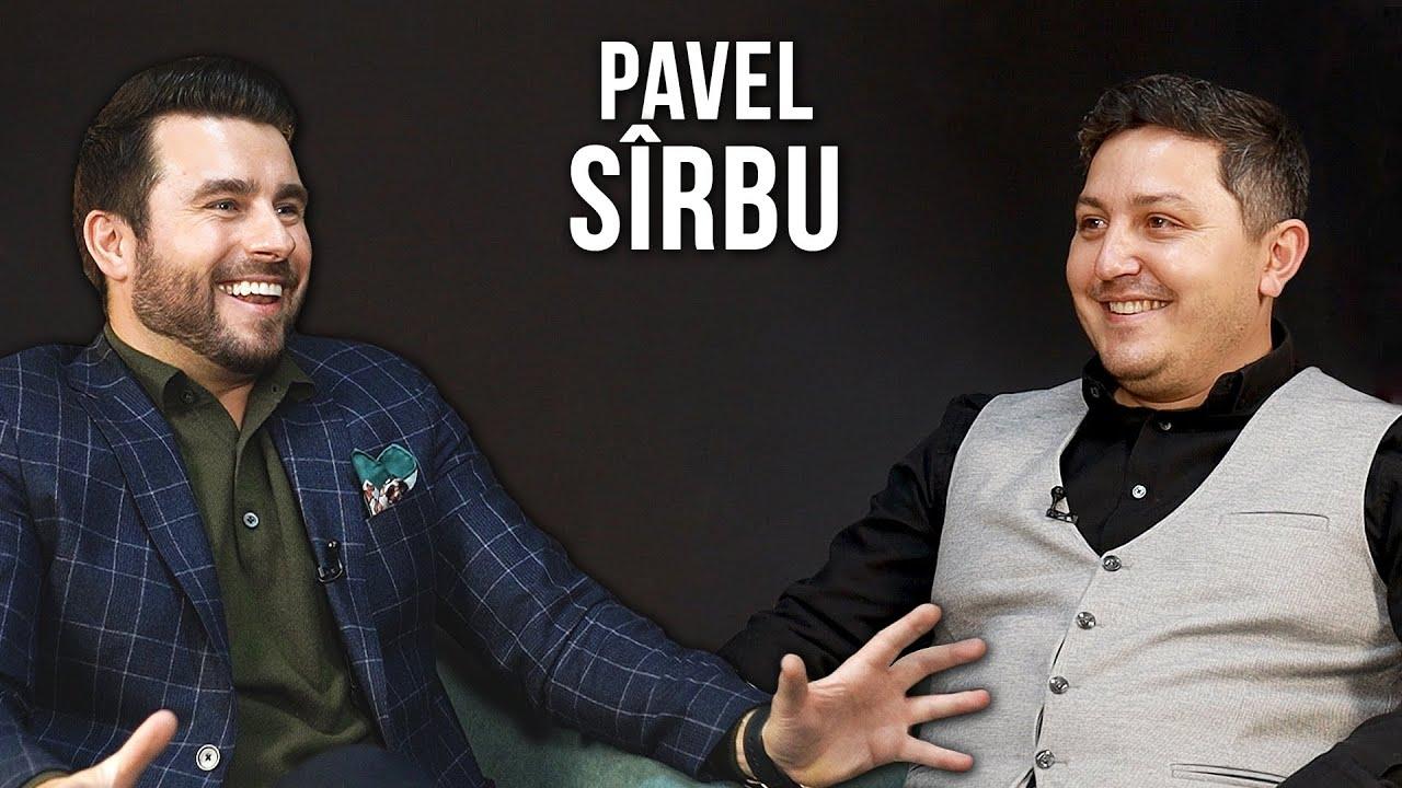 Pavel Sîrbu - fenomenul Zebra Show, iUmor, relația cu soția, salariul de medic și COVID