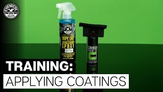 How To Apply Ceramic Coating For Beginners! - Chemical Guys