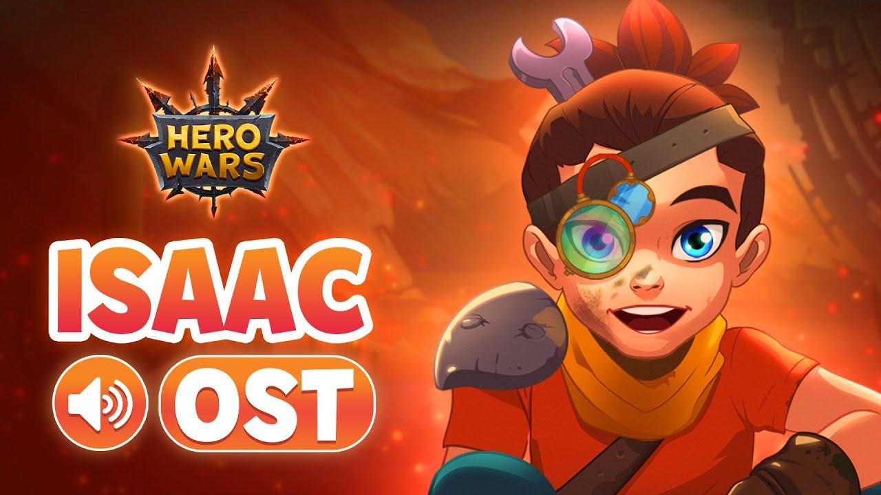 Isaac Music Theme | Hero Wars Mobile