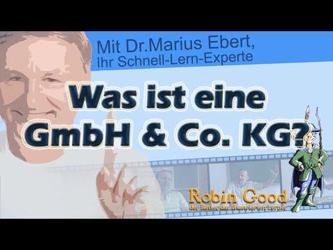 Was ist eine GmbH & Co. KG?