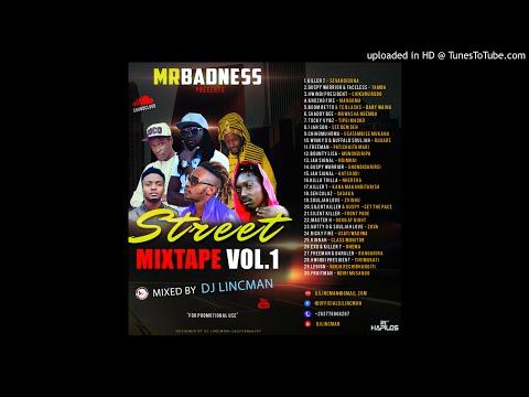 DJ LINCMAN STREET MIXTAPE VOL.1 (ZIMDANCEHALL MIX 2017)