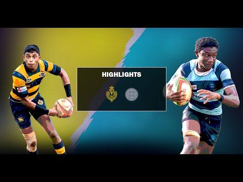 Match Highlights - Royal College v Wesley College 2019