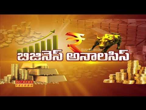 Today's Stock Market News and Analysis by Stock Analyst Madhavi Reddy || Raj News