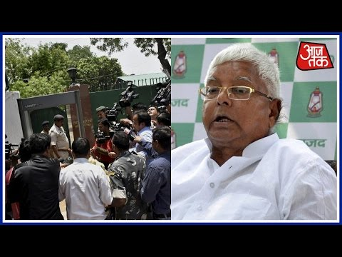 Income Tax Raids In Benami Land Deal Case Linked To Lalu Prasad Continues