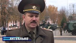 В Борисовском полку связи прошел день открытых дверей 13 10 18