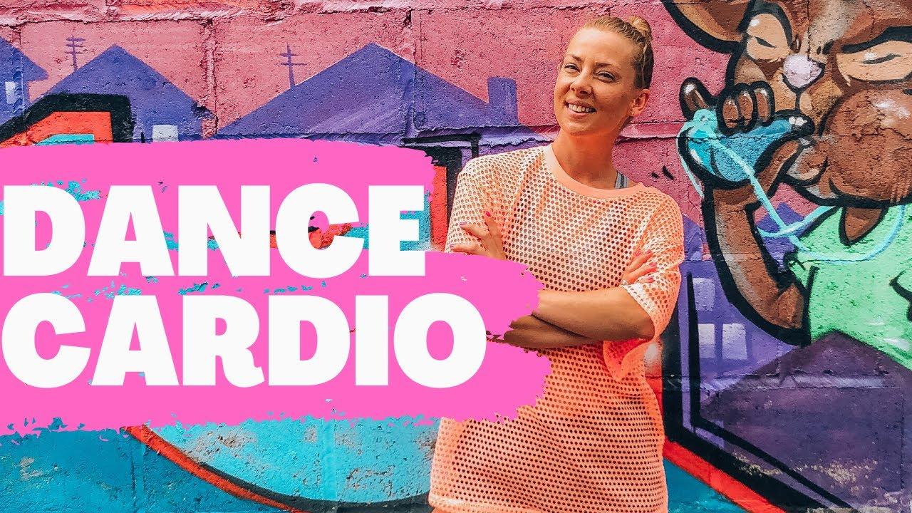 Tańcz i Spalaj Kalorie | DANCE CARDIO | TRENING TANECZNY