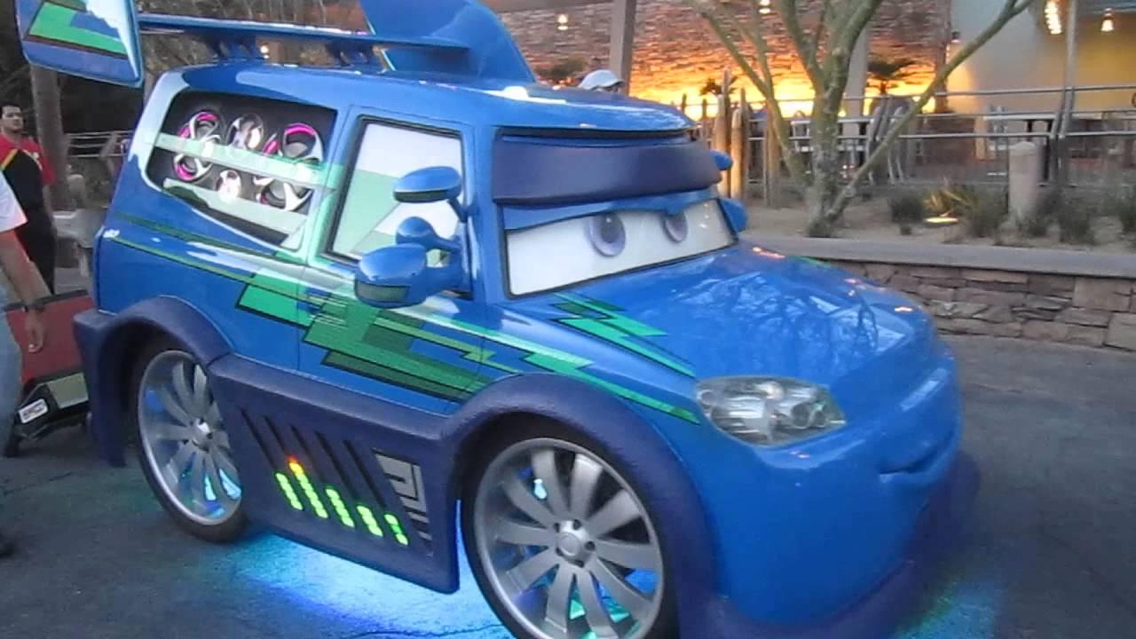 Disney S Cars Tokyo Drift Youtube