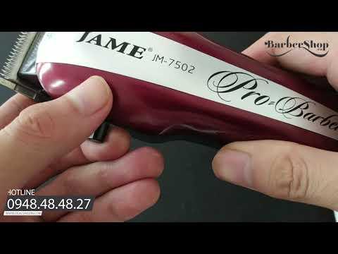 Tông đơ Jame có dây điện 220V