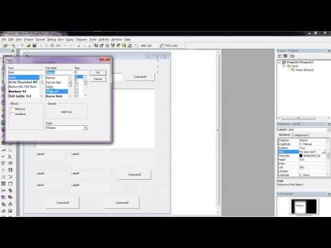 Cara Membuat Virus Dengan Visual Basic