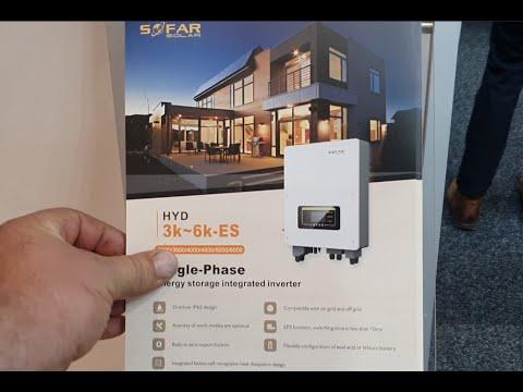 Sofar Solar   2019 All Energy Australia Conference