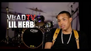 Lil Herb on Violence in Chicago: Anyone Can Get a Gun For $20
