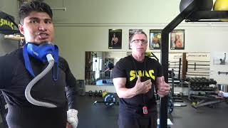 BOOM! Mikey Garcia Working At 10,000 Feet Elevation   EsNews Boxing