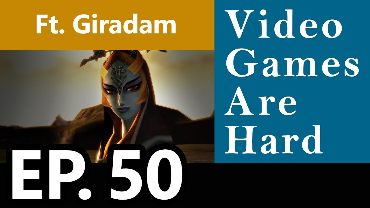 The Dream Finale ft. Giradam - Video Games Are Hard w/ Sid & Trey Ep. 50