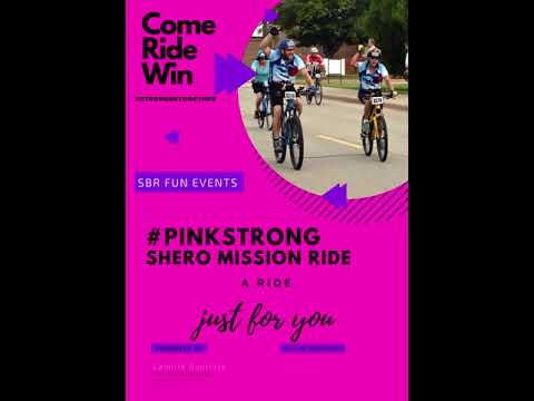 PinkStrong Cycling Event Coming Soon