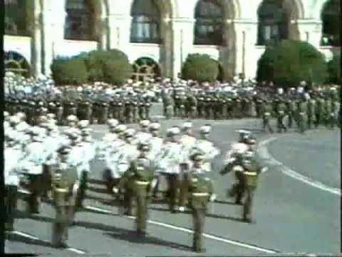 Военный парад в Ереване  ч 2