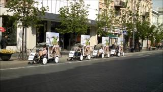 ECCO goes Green with Promobikes