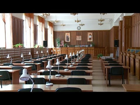 Работа бийских библиотек в период самоизоляции (Будни, 05.06.20г., Бийское телевидение)