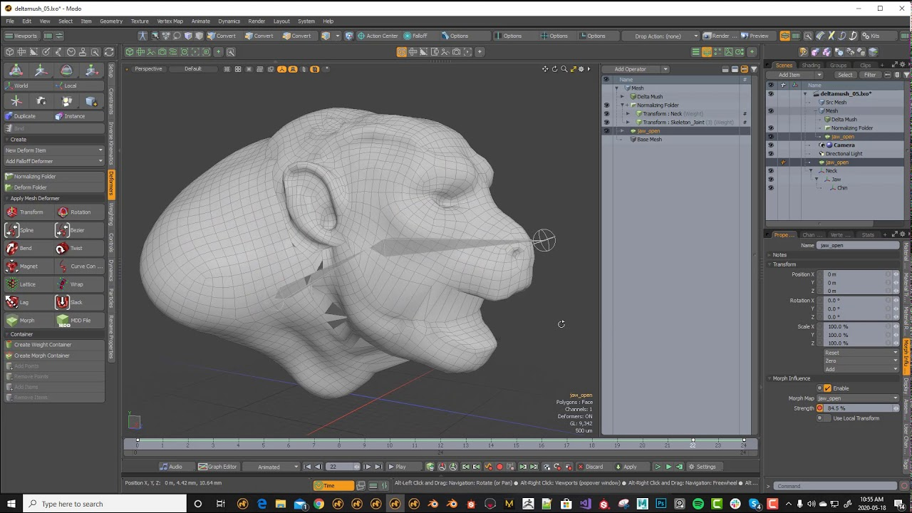 Anim Toolkit For Modo Coming Soon Ish Foundry Community