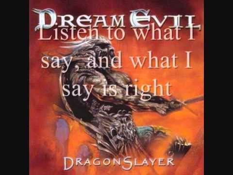 Dream Evil - The Prophecy lyrics
