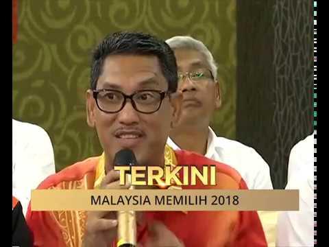 Sidang media khas Pakatan Harapan Perak