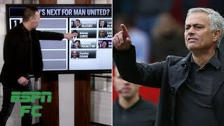 Who replaces sacked Manchester United manager Jose Mourinho?
