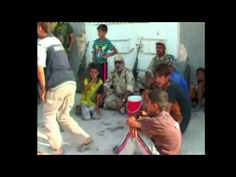 Raw: Celebration After IS 'Defeat' in Iraq Town