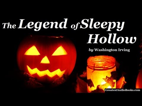 The Legend of Sleepy Hollow by Washington Irving - FULL AudioBook | Greatest AudioBooks