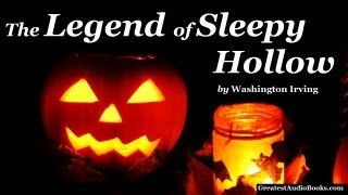 The Legend of Sleepy Hollow by Washington Irving - FULL AudioBook | Greatest Audio Books