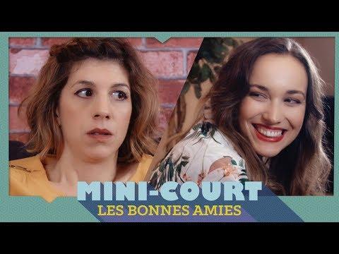 Les bonnes amies (feat. AUDREY PIRAULT) - Mini-Court
