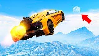 RACE TO SPACE! (GTA 5 Race)