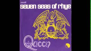 Queen - Seven Seas Of Rhye (Only Drums)