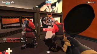 TF2 Deathrun Gameplay - dr_office_v3