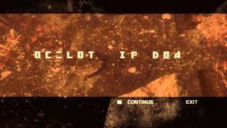 Ocelot Time Paradox Metal Gear Solid 3 HD