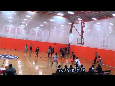 Allin Blunt 6'5 WF 2018 Gonzaga College High School