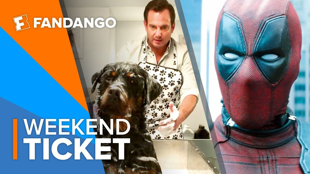 Now In Theaters: Show Dogs, Deadpool 2 | Weekend Ticket