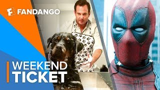 Now In Theaters: Show Dogs, Deadpool 2   Weekend Ticket