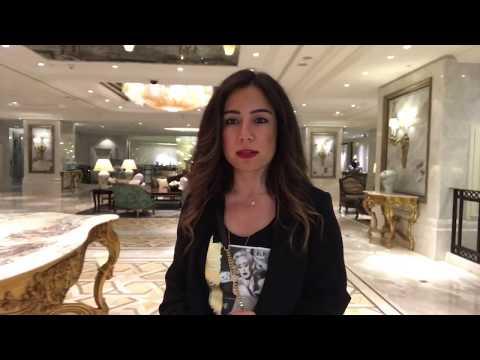 Shangrila Bosphorus İstanbul Hotel - En Güzel Suite Oda - İftar