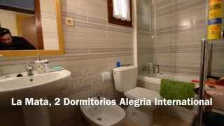 Скачать ALEGRIA INTERNATIONAL LA MATA TORREVIEJA BUNGALOW 2 DORMITORIOS